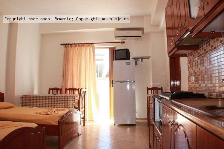 Apartamente romario sarande albania oferte litoral for Appart hotel saran