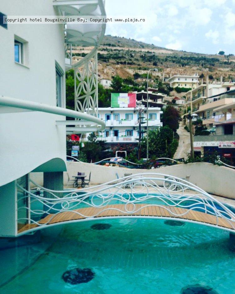 Hotel apartamente bougainville bay sarande albania for Appart hotel saran