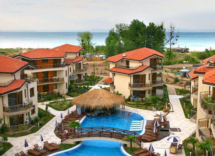 Hotel Laguna Beach Resort And Spa Sozopol Bulgaria