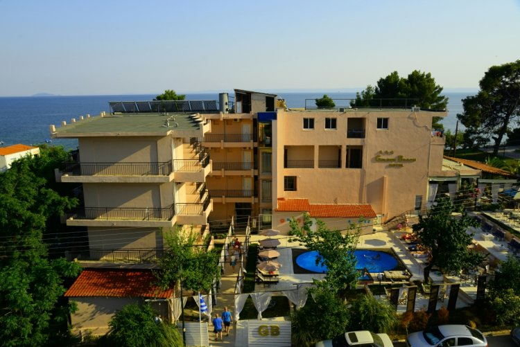 Hotel Golden Beach Metamorfosis