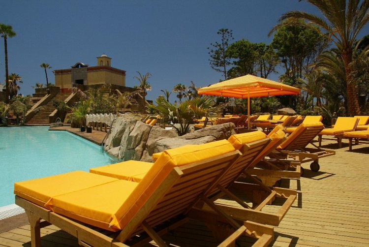 Hotel Europe Villa Cortes Lujo Tenerife