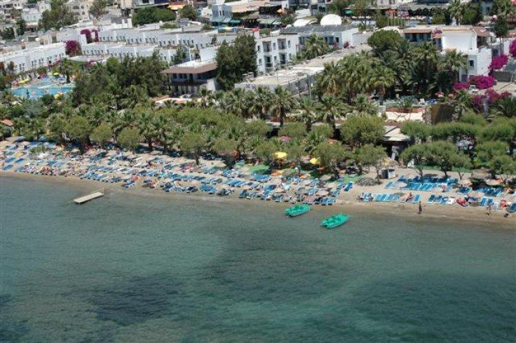 Hotel Sami Beach Bodrum Turcia Oferte Litoral 2019
