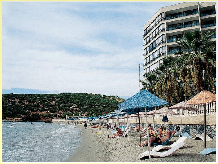 Hotel Tusan Beach Resort Kusadasi Turcia