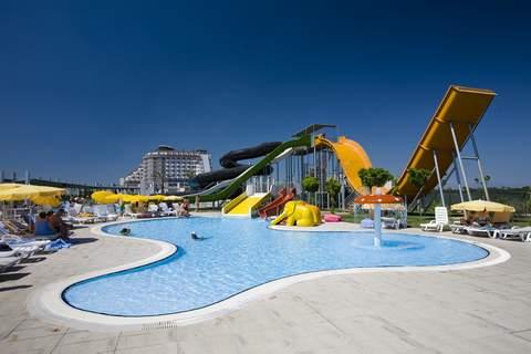 Hotel Saturn Palace Resort Lara Turcia Oferte Litoral