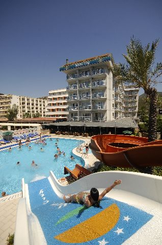 Hotel White City Beach