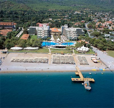Hotel Queens Park Resort Tekirova