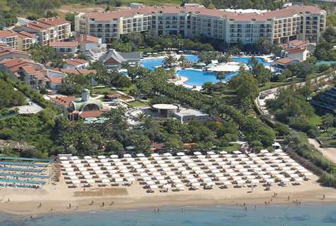 Hotel Barut Arum Resort & Spa