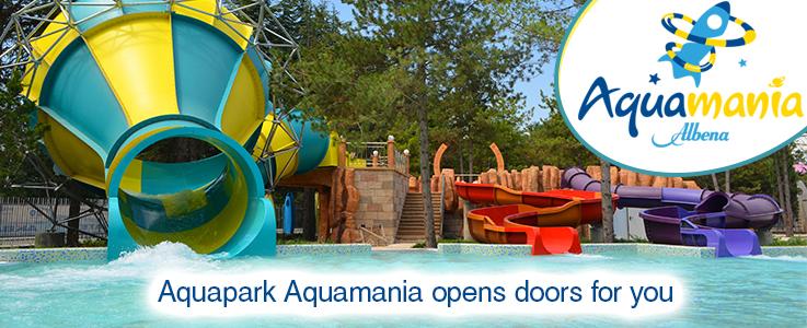 Aquamania Albena