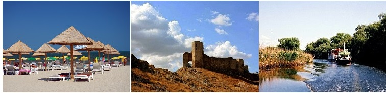 Excursie Litoral Romania- Dobrogea -Delta Dunarii