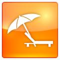 Sezlonguri si Umbrele pe plaja Bulgaria 2013