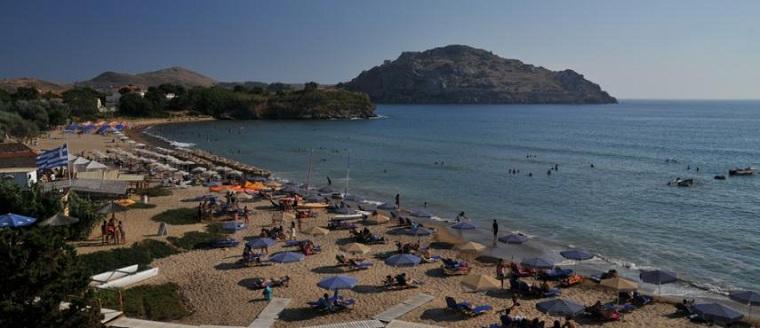 Plaje Myrina - Insula Lemnos