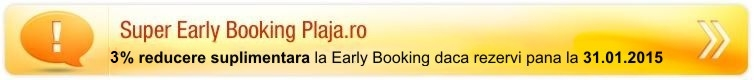 Super Early Booking   Albena si Primorsko 2015