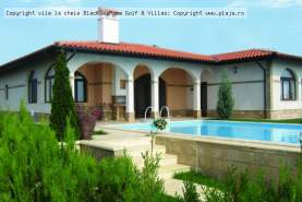 Vile Individuale 1 - BlackSeaRama Golf & Villas, Balchik, Bulgaria