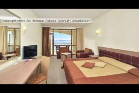 Suite sea view - Sol Nessebar Palace, Nessebar, Bulgaria