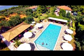 Aparthotel Agrili Resort - Luxury Apartments, Akti Elias, Halkidiki Sithonia, Grecia