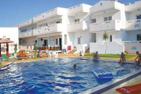Hotel Anthoula Village, Analipsi, Creta-Heraklion, Grecia