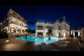- Royal Palace Resort & Spa, Platamonas, Riviera Olimpului, Grecia