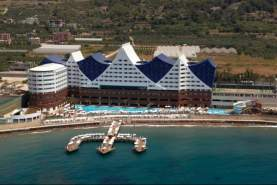 - Vikingen Quality Resort & Spa, Alanya, Turcia