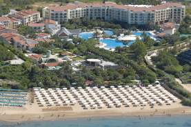 - Barut Arum Resort & Spa, Side, Turcia