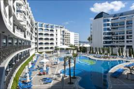 - Chaika Resort complex - Arcadia, Sunny Beach, Bulgaria