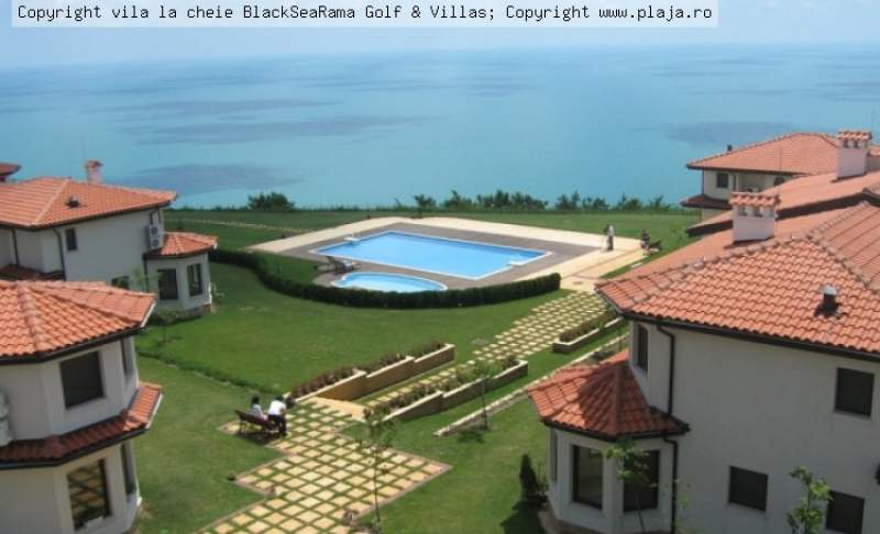 Bell Tower 1 - BlackSeaRama Golf & Villas, Balchik, Bulgaria