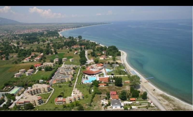 Hotel Poseidon Palace Leptokaria Riviera Olimpului Grecia Oferte
